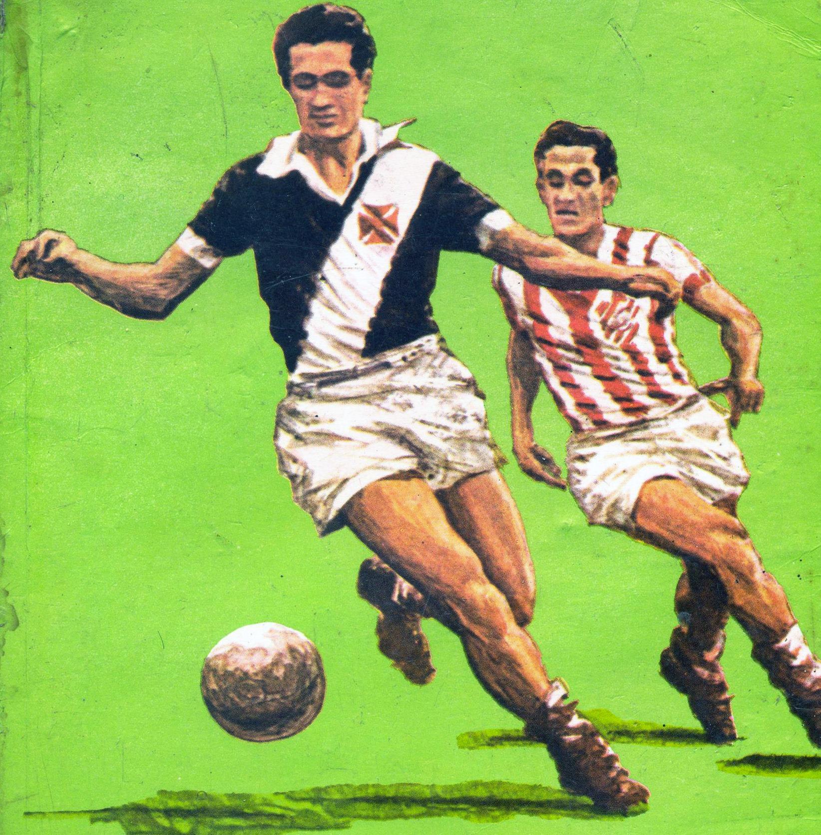 Clubes pioneiros na inserção do jogador negro no futebol brasileiro ... 88cb501269c7f